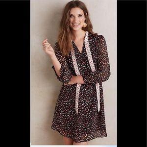 ‼️NWT Anthropologie Isla Chiffon Dress XL‼️